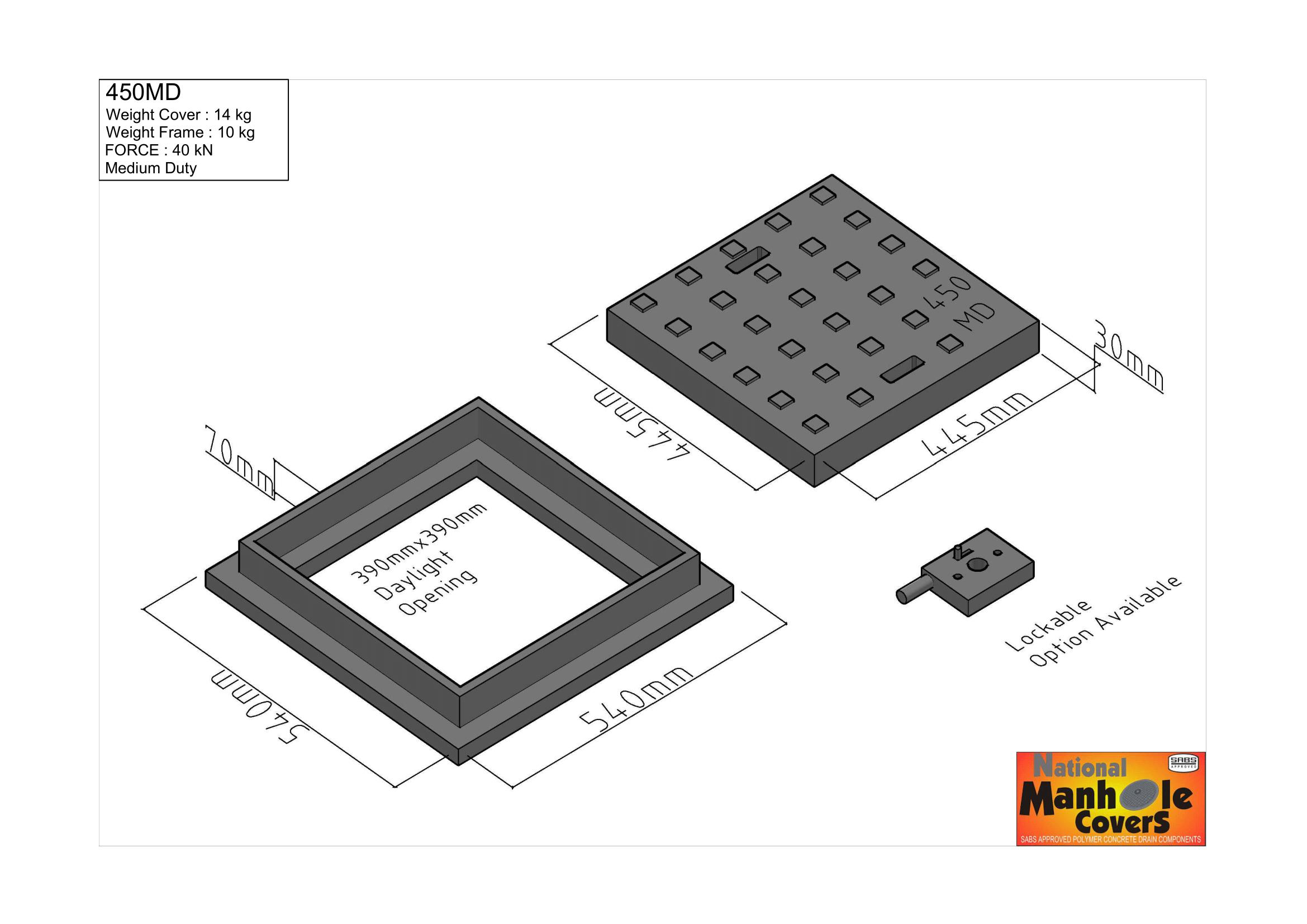 450MD