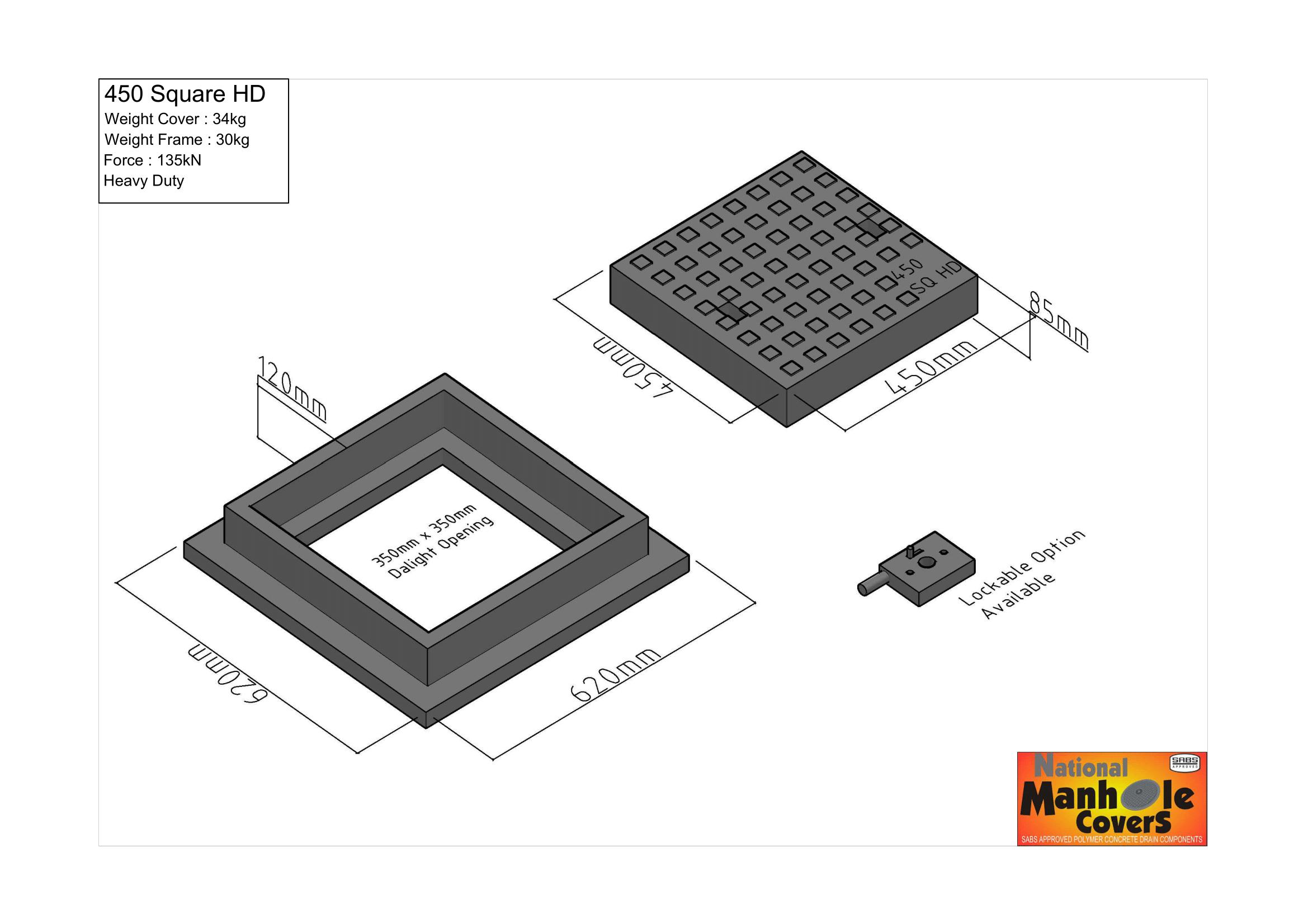450 Square HD